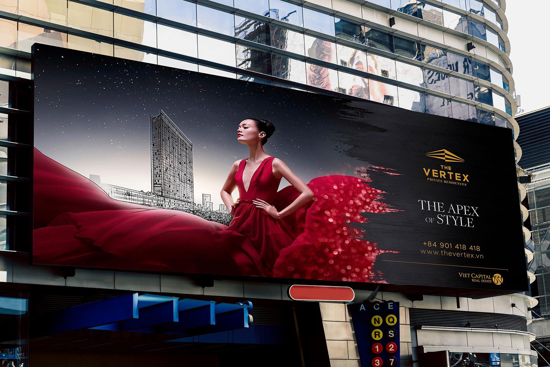 The Vertex - conspiracy creative digital agency