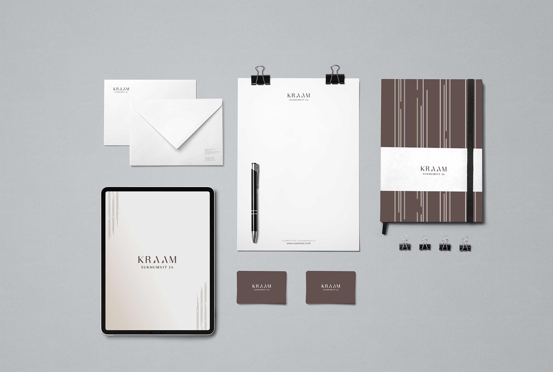 Kraam - conspiracy creative digital agency
