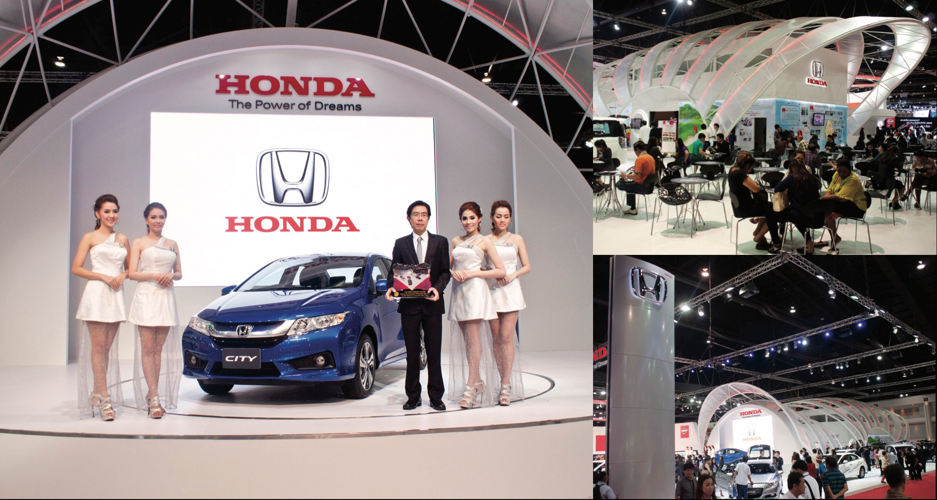 Honda Motorshow 2014 - conspiracy creative digital agency