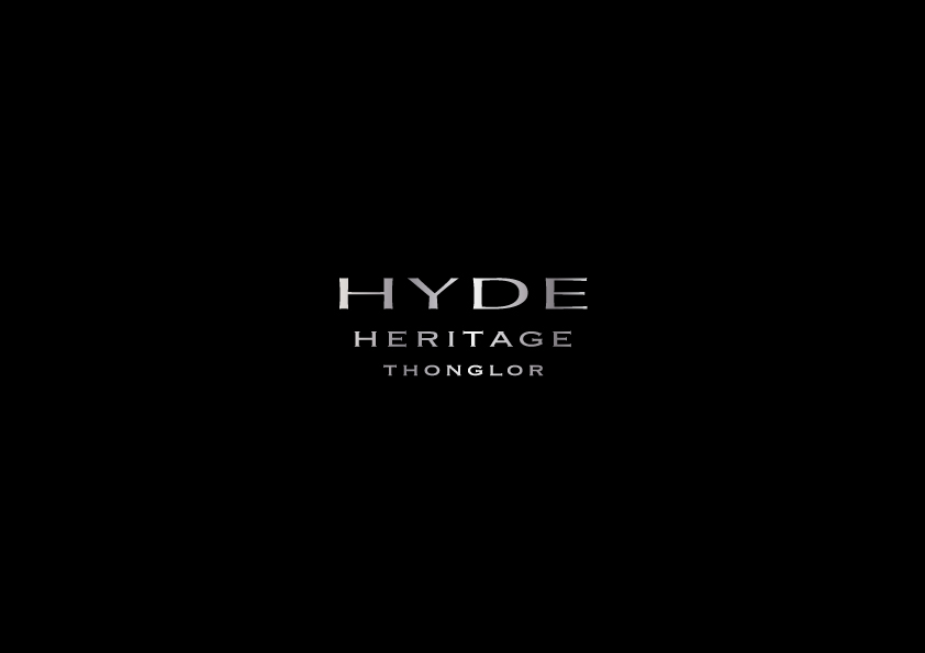 Hyde Heritage Thonglor - conspiracy creative digital agency