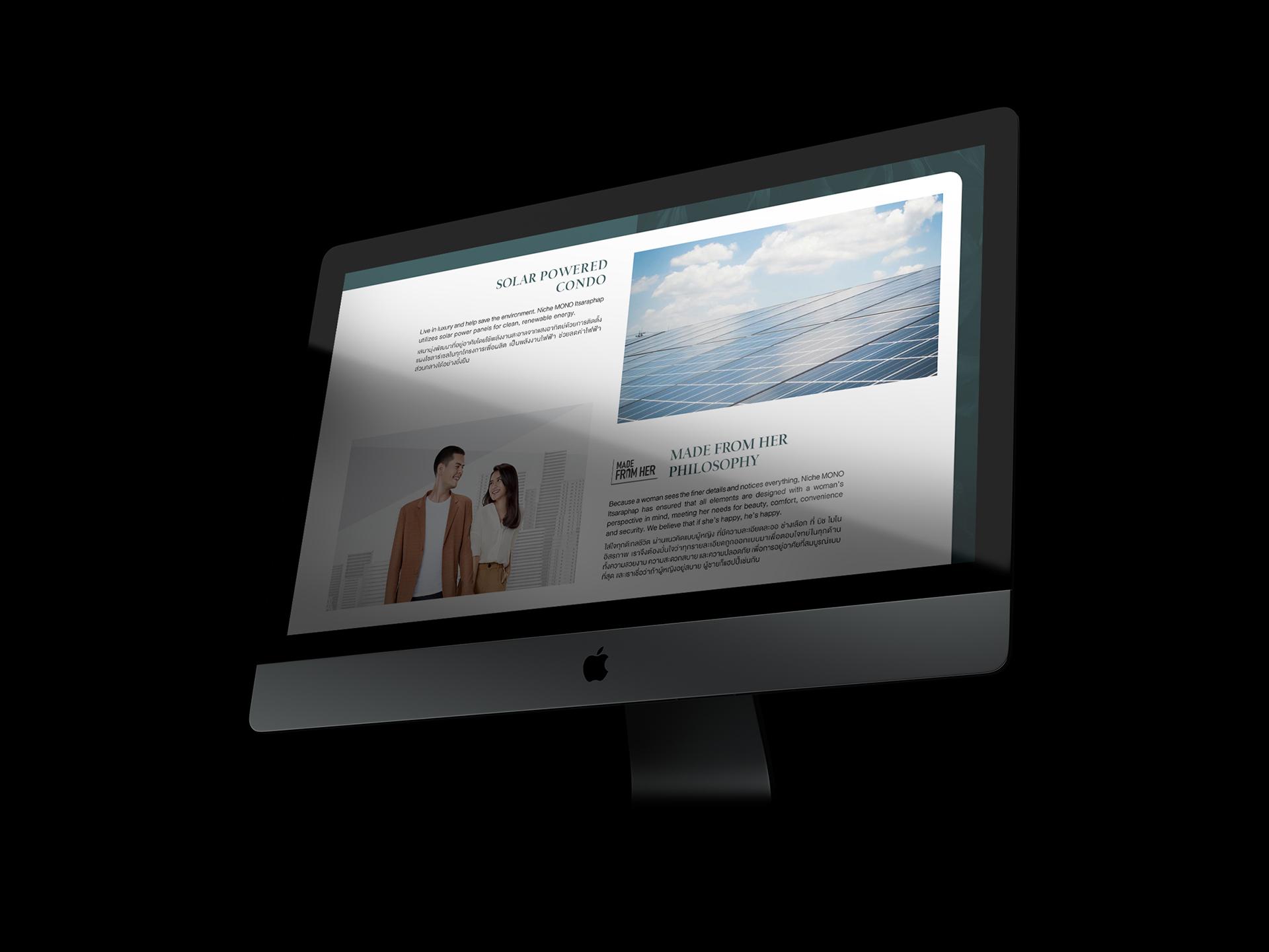 Niche Mono Issaraphap - conspiracy creative digital agency