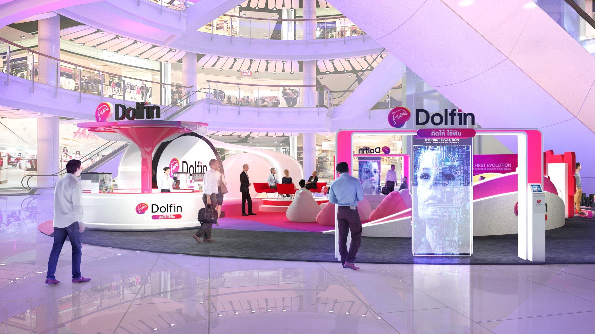 Dolphin Event - conspiracy creative digital agency