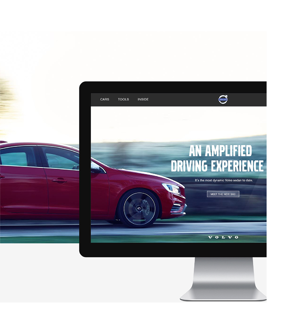 Volvo - conspiracy creative digital agency